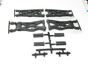 70008 ASSOCIATED RC10 SC6.2 TEAM KIT FRONT AND REAR A-ARMS