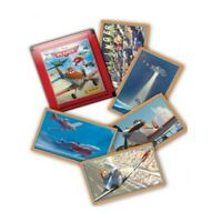 Panini Disney Planes Sticker Album Collection - 50 Packets of Stickers~ full box