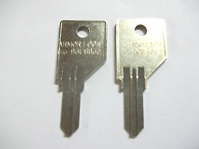 Pundra Office Furniture /& File Cabinet Key Blanks PU4