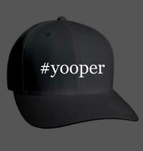 Details about #yooper - Adult Hashtag Baseball Cap Hat NEW RARE