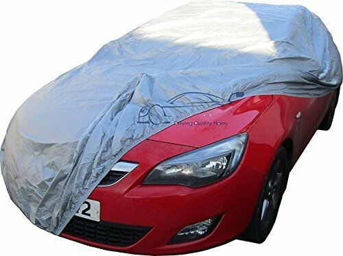 Mitsubishi EVO X 10 08 on Waterproof Plastic Vinyl Breathable Car Cover /& Frost