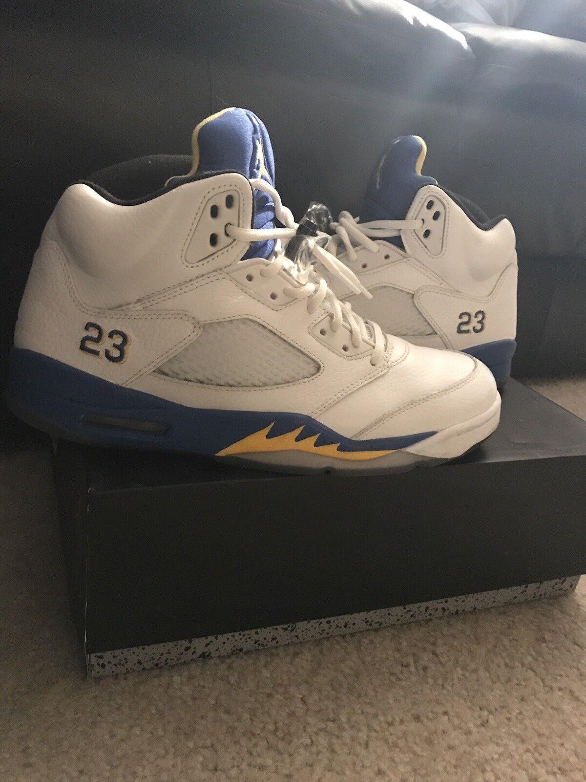 Jordan Retro V 5 Laney size 11 Mens