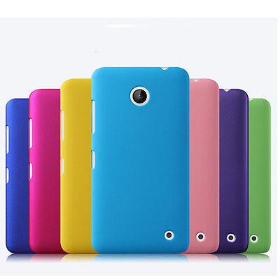 Hard Plastic Back Case Cover for Nokia Lumia 630 / Lumia 635 Dual SIM