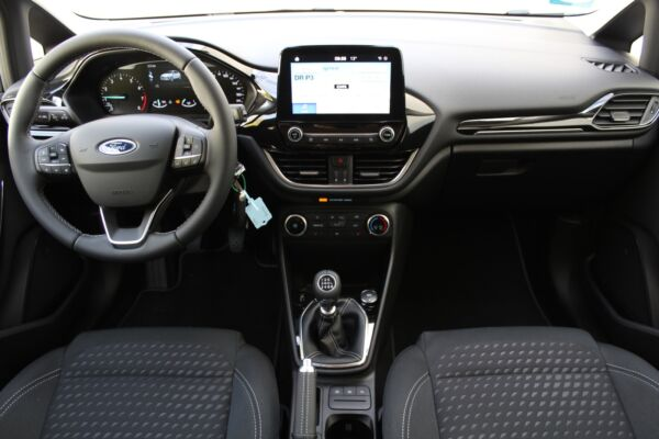 Ford Fiesta 1,0 SCTi 100 Titanium billede 6