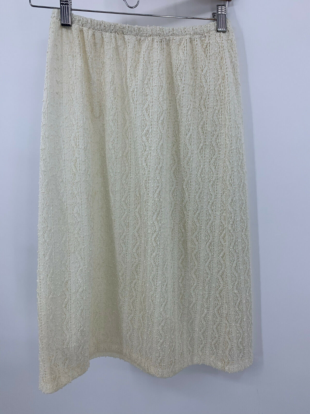 Vintage Ms Sugar Blouse and Skirt Set Size 10 Ope… - image 4