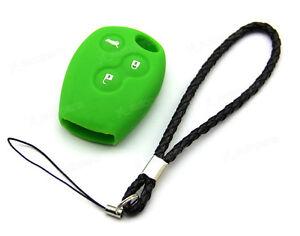 For Renault Clio MK3 Kangoo Modus Laguna Flip Remote 3 Button Key Shell Fob Case