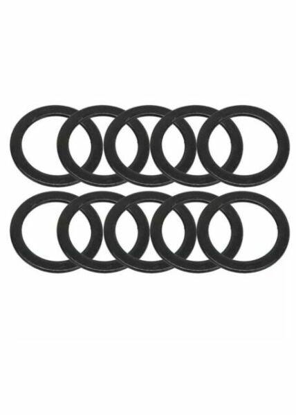 Sunlite Pedal Washers 10//Bg