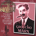 The Golden Age of Comedy by Groucho Marx (CD, Nov-2000, Castle Pulse)
