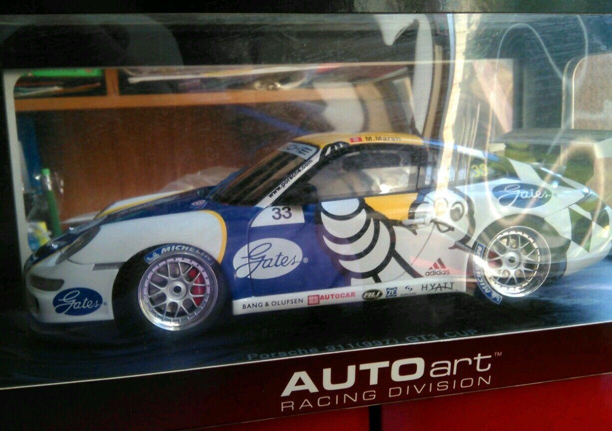 mejor oferta Autoart Porsche 911 famoso el gran hombre hombre hombre de Neumáticos-muy Bonita y Rara  liquidación hasta el 70%