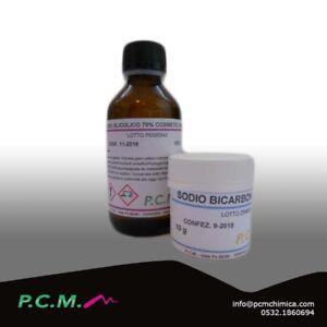 ACIDO GLICOLICO 70% 100 G + SOLUZIONE TAMPONE 10 G ESTETISTA PCM 3507