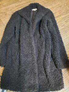 H-amp-M-Teddy-Coat-Size-M