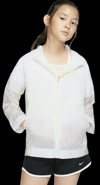 Girls Nike Windrunner Sportswear Full
