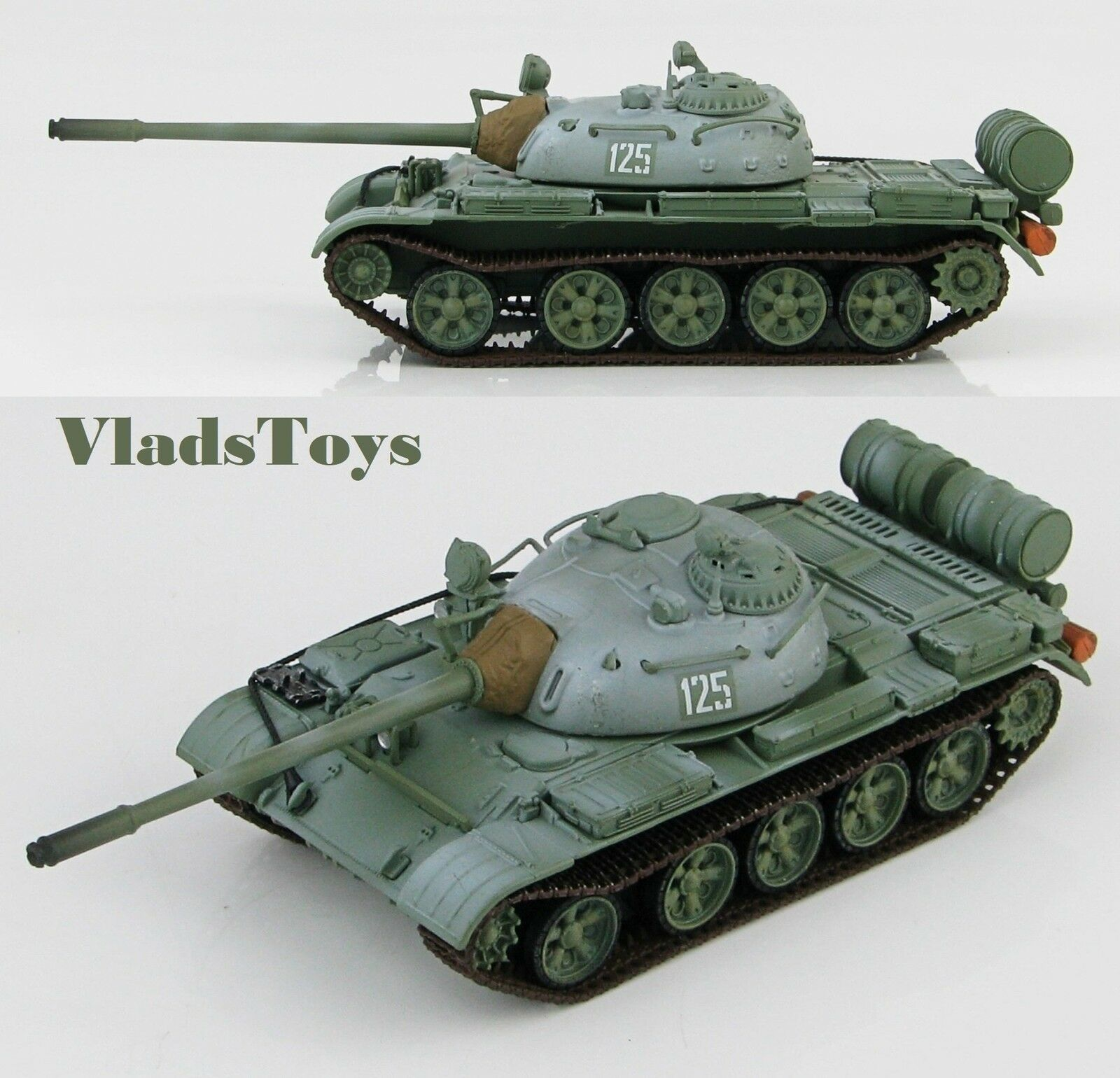 Hobby Master 1 72 Mgoldzov T-55 Soviet Army, USSR, 1970s HG3322