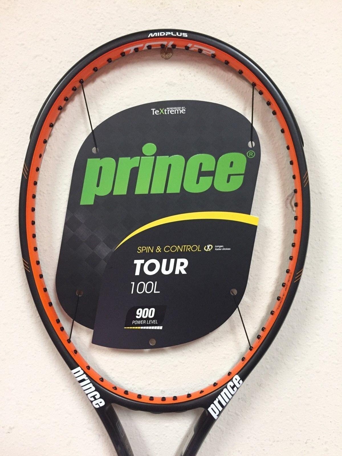 Prince Tour 100L Tennis Racquet Grip Size 4 3 8
