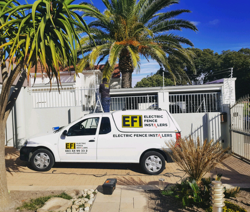 Electric fencing installations and repairs.
