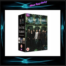 BEING HUMAN - COMPLETE BBC SERIES SEASONS 1 2 3 4 5 *** BRAND NEW BOXSET***