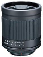 Kenko 400mm F/8 Mirror Lens (t-mount) For Pentax Mount Dslr Cameras