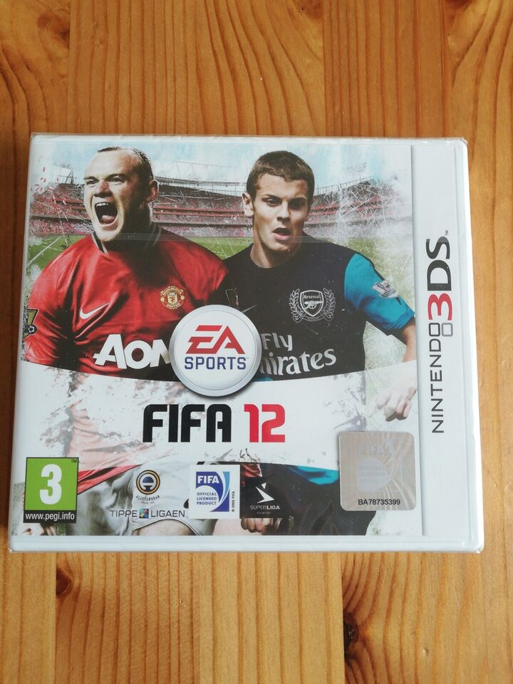 Nintendo 3DS, FIFA 12, Perfekt
