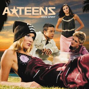"""A*Teens - """"Teen Spirit"""" - 2000 - CD Album"""