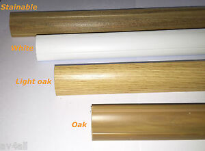 Quadrant Floor Cable Covers Wire Hiding Trunking For TV Wires Dline