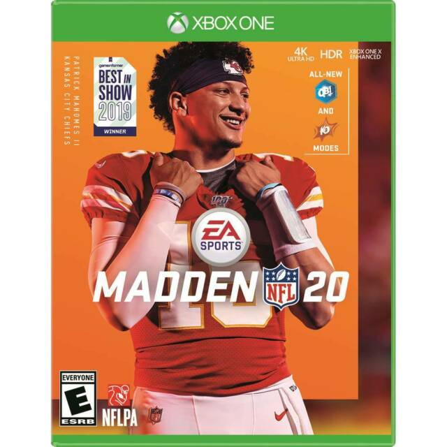 Madden NFL 20 Standard Edition - Xbox One