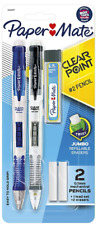 New Paper Mate Clearpoint Mechanical Pencil Starter Set 05 Mm Assorted Colors