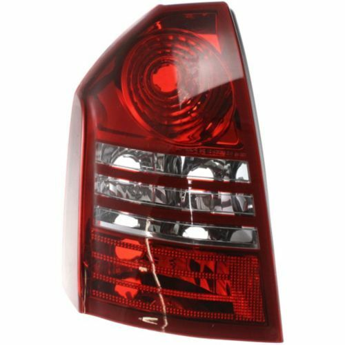 New Ch2818103 Driver Side Tail Light For Chrysler 300 2005