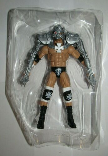 "WWE Mattel Elite 6/"" scale figure Terminator Triple H 42 complete excellent"