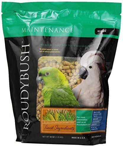 Roudybush Daily Maintenance Bird Food 44-Ounce Medium