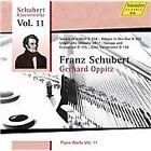 Franz Schubert - Schubert: Klavierwerke, Vol. 11 (2014)