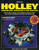 Holley Carbs - Carburetors, Manifolds & Fuel Injection - Hp1052