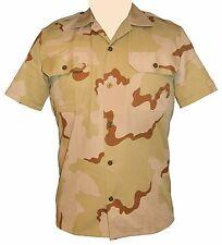 Chemisette camouflage désert de l'armée HOLLANDAISE (modèle original) - NEUVE