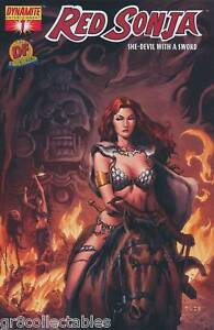 RED-SONJA-1-DYNAMIC-FORCES-LE-of-999-COA