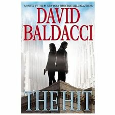 The Hit (Will Robie Series) Baldacci, David Hardcover