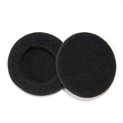 """2 X 80mm Di Ricambio Per Cuffie Auricolari Auricolare Ear Pad Schiuma Coperchio 3.1"""" """"pollici-mostra Il Titolo Originale"""