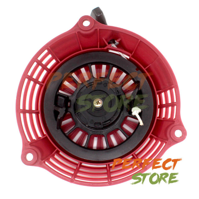 Recoil Starter Assembly Engine Pull Start For Generator Lawn Mower Parts