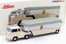 Schuco 1//43 Volkswagen T1b racing transporter Continental Motors 450905600