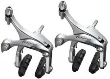 Shimano Tiagra 4600 Rear / Front - Pair of Brake Calipers, 49 mm - Silver
