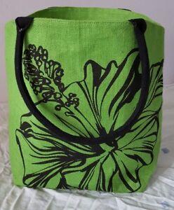 New-Women-Eco-friendly-Large-Jute-Beach-Shopping-Shoulder-Tote-bag