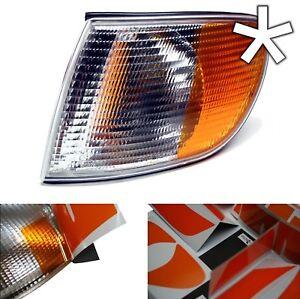 US - Design - Folie für weiße Blinker Audi A6 C4 rechts/links Tuning US-Style