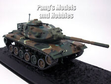 M60 Patton Main Battle Tank 1/72 Scale Diecast Model by Altaya