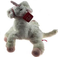 Large 30cm White Unicorn Soft Plush Cuddly Toy