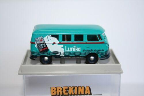 Brekina 932097 - 1/87 Volkswagen/Vw T1B Kombi - Lunika - Neu