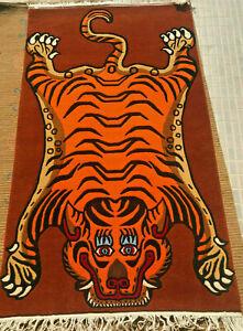 Tibetan Tiger Rug Ebay