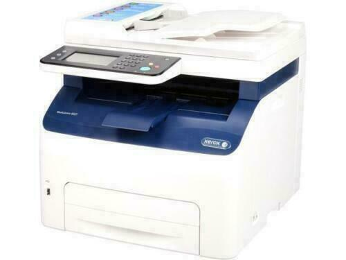 Brand New - Xerox WorkCentre 6027/NI Wireless Multi-function
