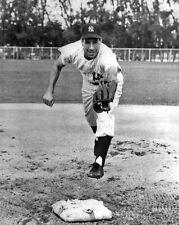 1950s New York Yankees Shortstop PHIL RIZZUTO Glossy 8x10 Photo Baseball Print