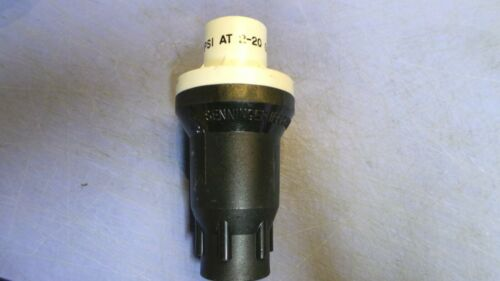 """Senninger Régulateur de pression valve 25 PSI à 2-20 GPM Réducteur 3//4 /""""New 1"""