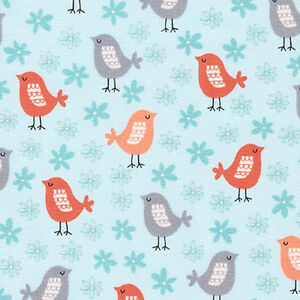 ROBERT-KAUFMAN-034-ACORN-FOREST-034-BIRDS-Sorbet-by-yard