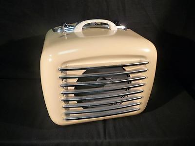 Felleretta 6 Watt Röhrenverstärker Combo für Gitarre im 50er Jahre Heizlüfter !