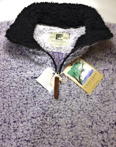 Large Sherpa 817892024836 Pullover 4 Zip Fleece Noir Concord 1 Catawba 8Fzq55